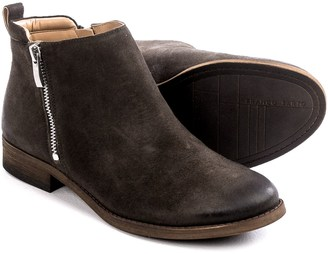 Franco Sarto Keegan Ankle Boots - Side Zip (For Women) $49.99 thestylecure.com
