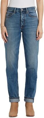 Boyish Jeans The Tommy High Waist Straight Leg Jeans