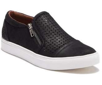 Report Alexa Perforated Zip Sneaker