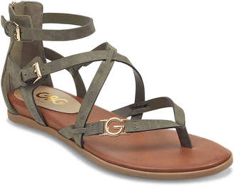 G by Guess Carlyn Gladiator Sandal - Women's