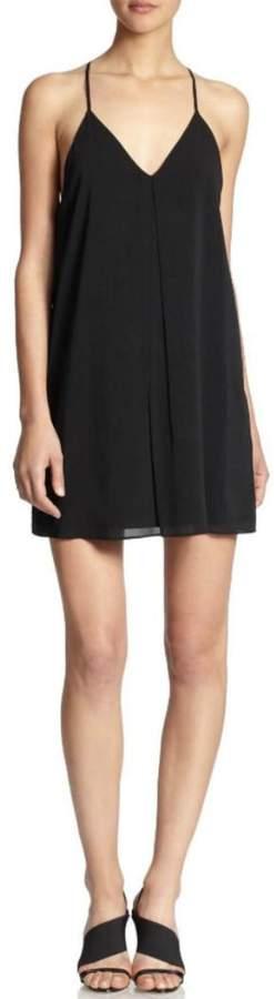Alice + Olivia Fierra Dress Black