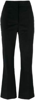 Cédric Charlier flared corduroy trousers