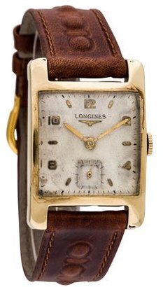 Longines Classic Watch $495 thestylecure.com