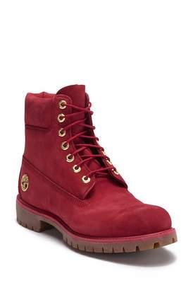 Timberland 6 Inch Waterproof Premium Boot