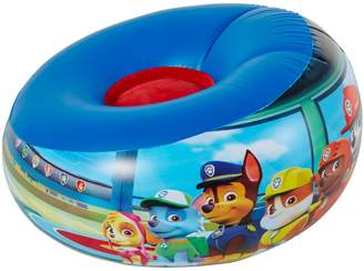 Paw Patrol Junior Flocked Inflatable Chair