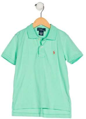 Polo Ralph Lauren Boys' Short Sleeve Polo Shirt w/ Tags