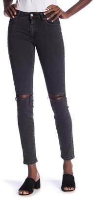 Denim & Supply Ralph Lauren Dr. Denim Supply Co Regina High Waist Skinny Jeans