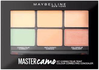 Maybelline Master Camo Colour Correcting Concealer Kit 6g - Light