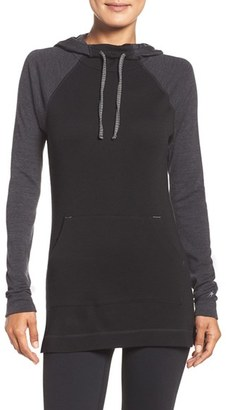 Women's Smartwool 'Nts Mid 250' Hooded Pullover Top $130 thestylecure.com