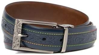 Robert Graham Cisco Reversible Leather Belt