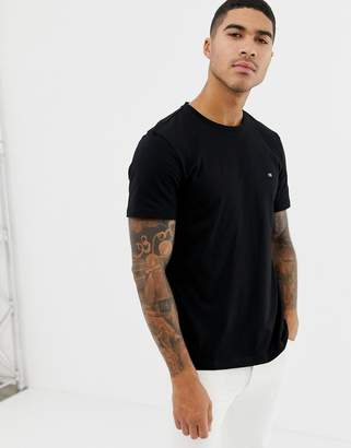 Calvin Klein T-Shirt With Small Logo Black