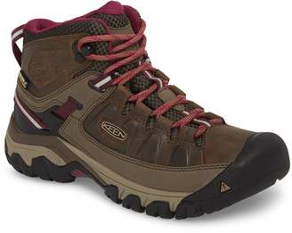 Keen Targhee III Mid Waterproof Hiking Boot