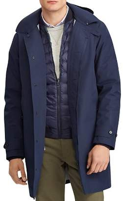 Polo Ralph Lauren Water-Repellent 3-in-1 Commuter Coat