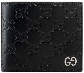 Gucci Signature coin wallet
