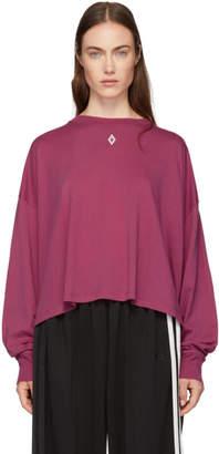 Marcelo Burlon County of Milan Pink Melt Wings T-Shirt