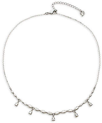 Swarovski Clear Crystal Collar Necklace