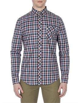 Ben Sherman Ls Multicoloured Gingham