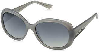 Vince Camuto Women's VC624 GRY Round Sunglasses