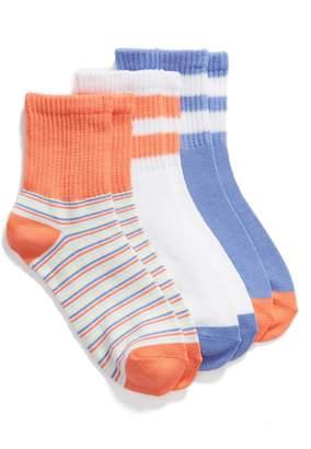 Make + Model 3-Pack Tube Socks
