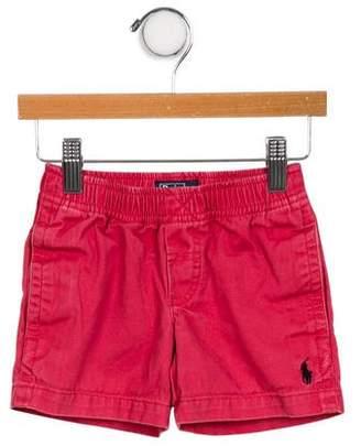 Polo Ralph Lauren Boys' Woven Three Pocket Shorts