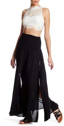 Tiare Hawaii Rock Your Gypsy Soul Long Skirt $100 thestylecure.com