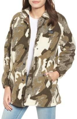 Obey Covert Fleece Jacket