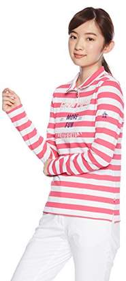 Munsingwear (マンシングウェア) - (マンシングウェア) Munsingwear(マンシングウェア) 長袖シャツ MGWLJB07 PK00 PK00(ピンク) M