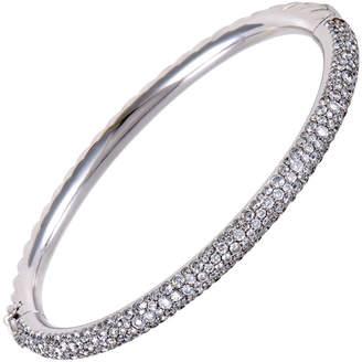 David Yurman Heritage  18K 4.00 Ct. Tw. Diamond Bangle
