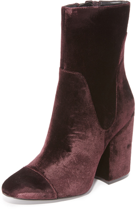 KENDALL + KYLIE Brooke2 Booties $199 thestylecure.com