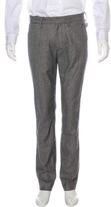 Todd Snyder Houndstooth Flat Front Pants