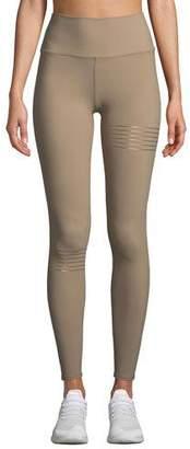 Alo Yoga Vapor High-Waist Performance Leggings