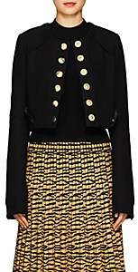 Proenza Schouler Women's Cotton-Blend Bouclé Jacket-Black