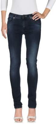 AR+ CAMOUFLAGE AR AND J. Denim pants - Item 42561037