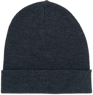 knitted beanie hat - Red P.A.R.O.S.H. NMsECRFP