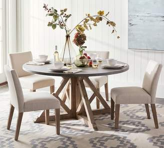 Pottery Barn Brooks Round Dining Table
