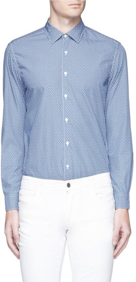 AlteaAltea Dragonfly print shirt