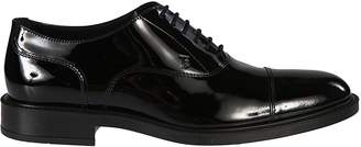 Tod's Glossy Oxford Shoes
