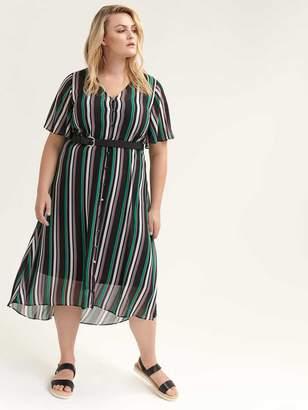 1e83d09ef3d Chiffon Plus Size Maxi Dresses - ShopStyle Canada