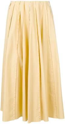 See by Chloe seam detail maxi skirt