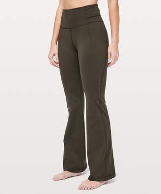 b1e99d0805 Lululemon Green Women's Athletic Pants - ShopStyle