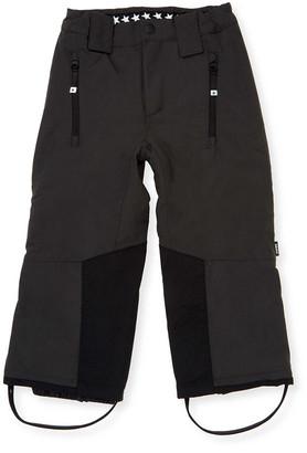 Molo Colorblocked Zip Snow Pant