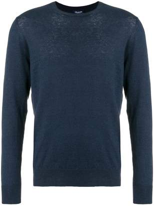 Drumohr crew neck jumper