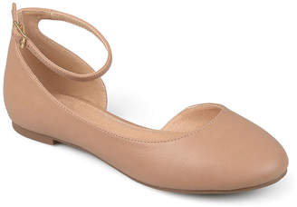 Journee Collection Womens Astley Slip-On Shoe Round Toe-Wide Width