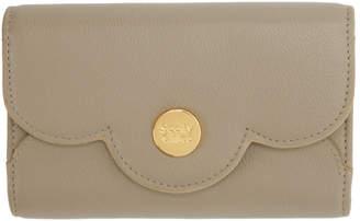 See by Chloe Grey Compact Polina Wallet