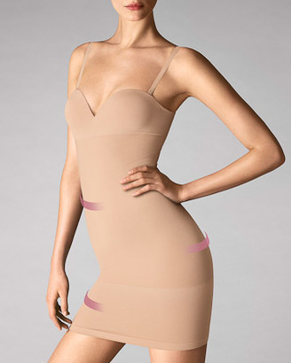 Wolford Opaque Naturel Light Forming Dress