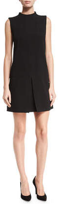 Alice + Olivia Aris Drop-Waist Shift Dress $330 thestylecure.com