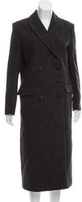BA&SH Wool Long Coat w/ Tags