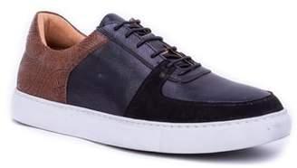 Robert Graham Chadwick Paisley Tooled Sneaker