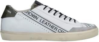 Leather Crown Low-tops & sneakers - Item 11660240KU