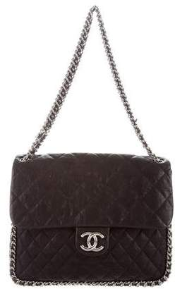 f9693795f469 Chanel Maxi Chain Around Flap Bag